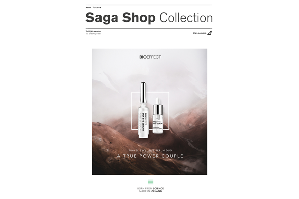 Sagashop collection 2018