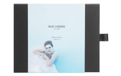 Blue Lagoon Signature mask travel set