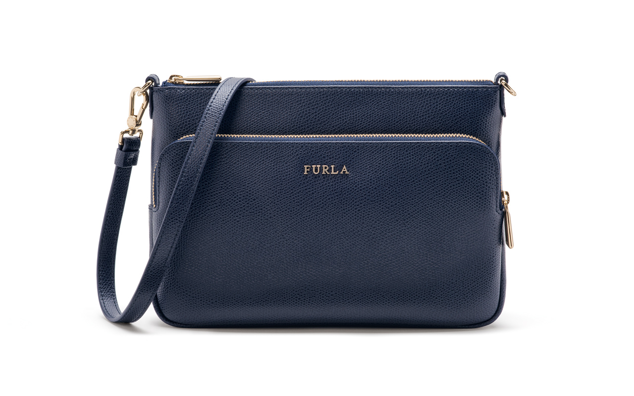 Pouch from Furla Royal Crossbody Navy - image 1
