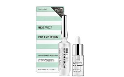 Bioeffect eye serum + 5 ml serum