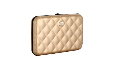 Wallet from Ögon rosegold for women